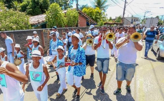 Final de semana tem festas religiosas na Costa de Camaçari