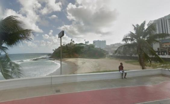 Corpo é encontrado em praia do Rio Vermelho