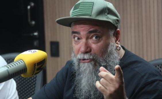 Márcio Mello reclama de falta de espaço na mídia baiana: 'Querem matar o rock, só pode'