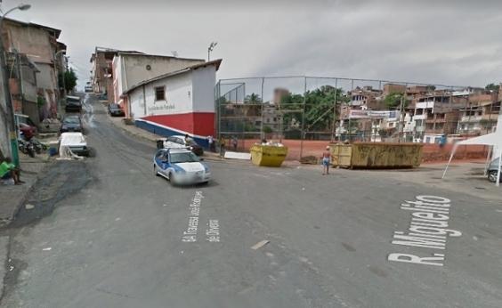 Homem é morto a tiros no bairro do Nordeste de Amaralina