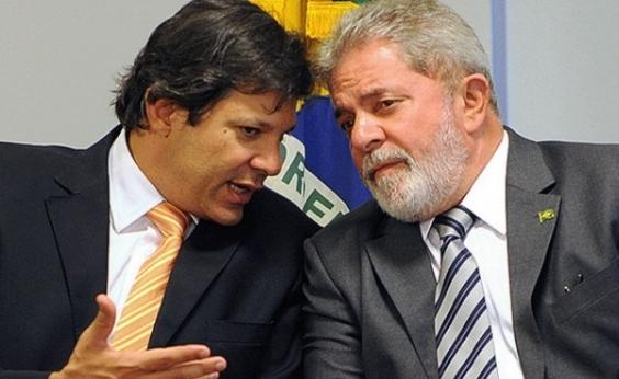 Haddad sugere que Viagra mude de cor para homenagear ʹtesãoʹ de Lula
