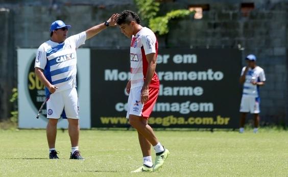 Bahia estreia neste domingo no Baianão sem três titulares