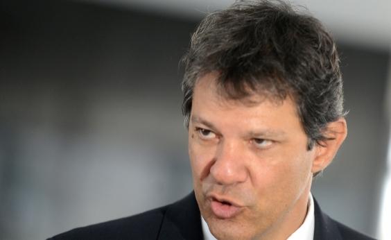 Haddad desconversa sobre possível condenação de Lula: ʹNão há crimeʹ