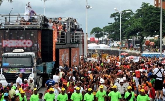 250 mil empregos serão oferecidos durante o Carnaval, diz Secult
