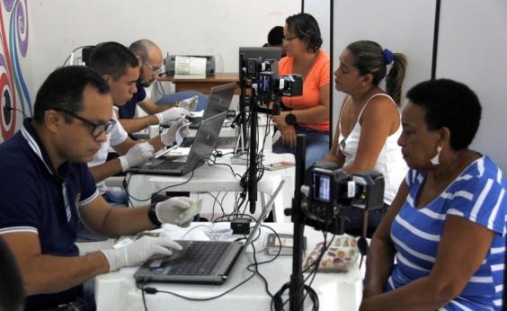 Recadastramento: 1,4 mi de eleitores podem perder título na Bahia