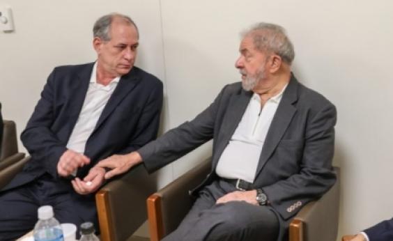 Ciro nega crer em ʹconspiraçãoʹ e diz que torce por Lula em julgamento