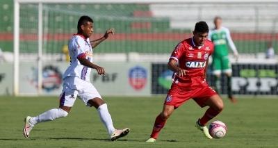 Bahia volta a jogar mal e perde para o Bahia de Feira por 1 a 0