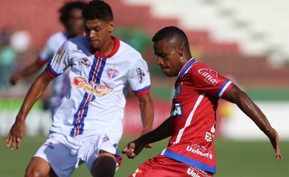 ʹNão tem explicaçãoʹ, diz atacante após nova derrota do Bahia