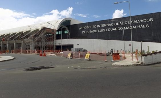 Sem energia desde 1h, aeroporto de Salvador tem manhã de caos