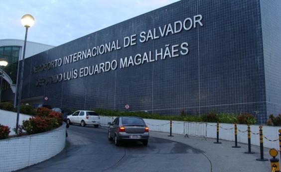 Geradores de energia do aeroporto de Salvador passaram por pane, diz Vinci