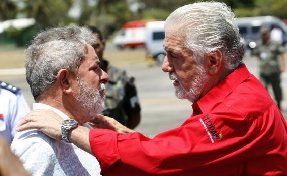 Aleluia acredita em candidatura de Wagner caso Lula fique inelegível