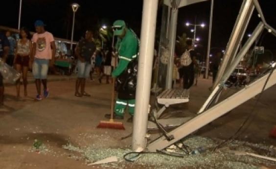 Motorista que atropelou 15 pessoas em Itapuã é identificado