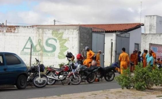 Caminhões de coleta de lixo são furtados em Conceição do Coité