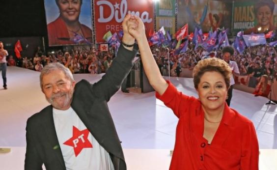 Discutir plano B ao nome de Lula é como pedir renúncia, compara Dilma