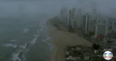 Helicóptero da Globo cai e mata duas pessoas