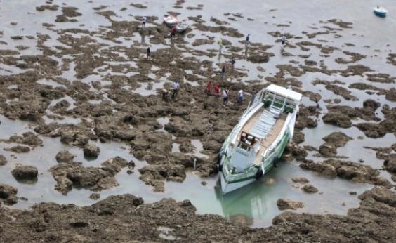 Inquérito da Marinha aponta três culpados por acidente com lancha