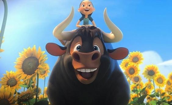 Animação ʹO Touro Ferdinandoʹ, de Carlos Saldanha, representa o Brasil no Oscar