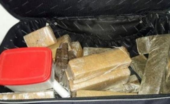 Argentino é preso ao vender drogas ʹdeliveryʹ no sul da Bahia
