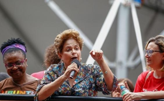Dilma sai em defesa de Lula: ʹNão é um radicalʹ