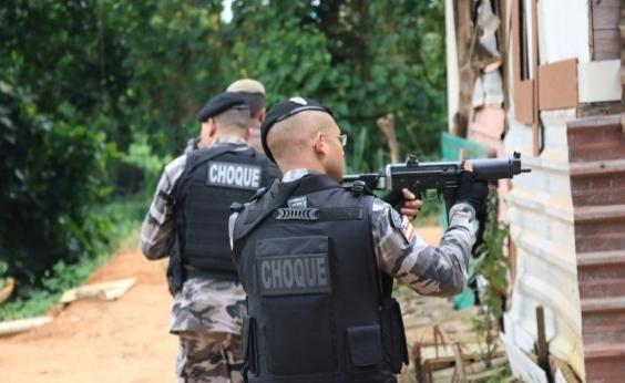 SSP reforça policiamento em Mata Escura e Jardim Santo Inácio