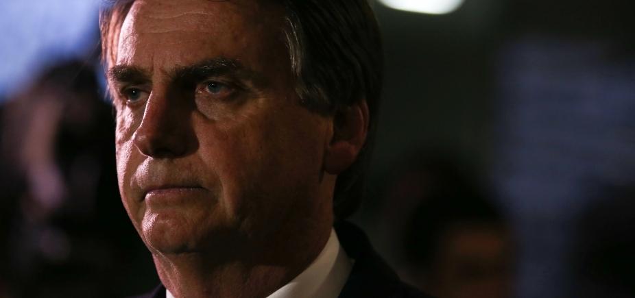 [Sem Lula, Bolsonaro lidera disputa, mas perde 2º turno, diz Datafolha ]