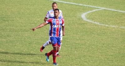 Baianão: Bahia e Jacobina terminam partida no empate sem gols