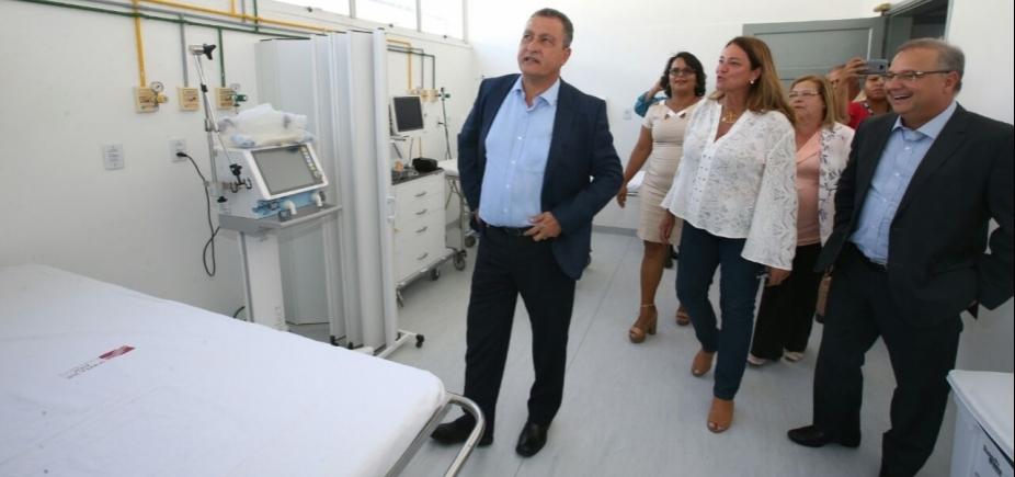 [Hospital Geral de Itaparica é entregue após requalificação]