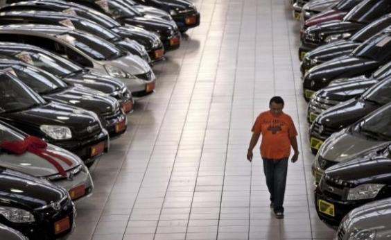 Produção de veículos cresceu 24,6% em janeiro de 2018