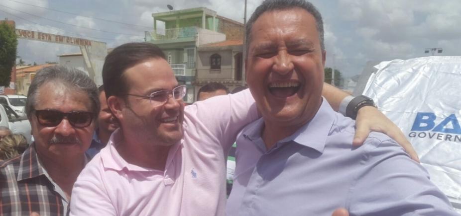 ['Sou filho do vice-governador que só anda atracado com Rui Costa', diz Cacá]