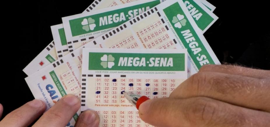 [Mega-Sena acumula e pode pagar R$ 70 milhões neste sábado]