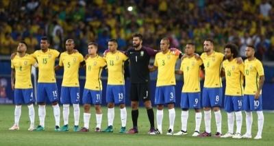 Fifa divulga bases das seleções na Copa da Rússia e Brasil ficará em Sochi