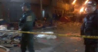 Explosão durante festa de carnaval mata oito pessoas e fere 40 na Bolívia