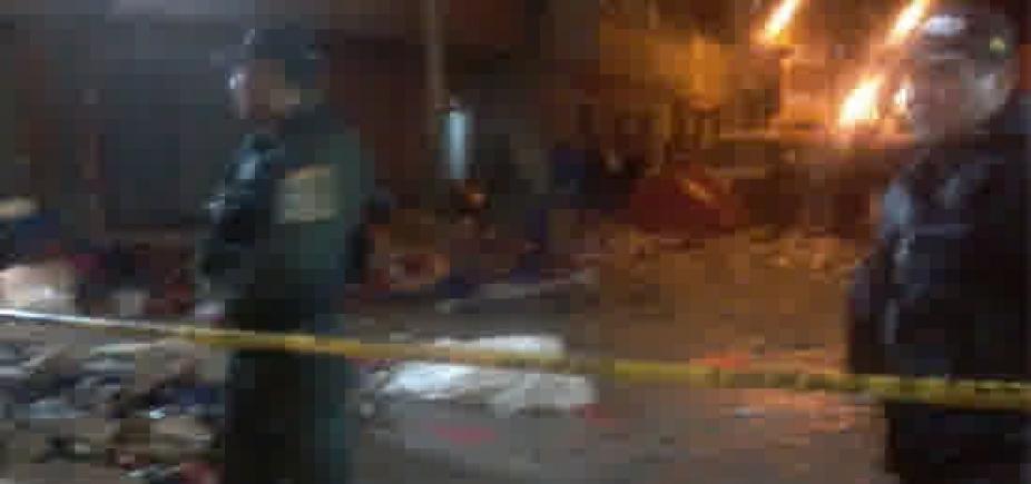 [Explosão durante festa de carnaval mata oito pessoas e fere 40 na Bolívia]