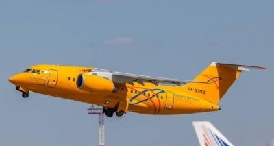 Avião com 71 pessoas a bordo cai perto de Moscou