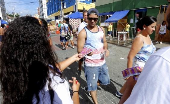 Mais de 1,2 milhão de camisinhas foram distribuídas no carnaval