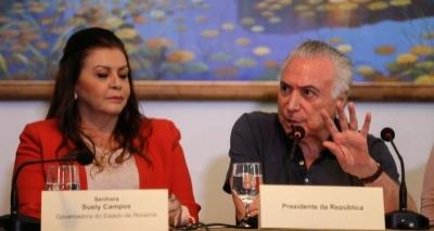 Crise de refugiados venezuelanos será solucionada até o fim do ano, promete Temer