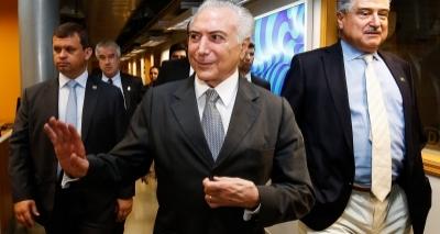 Temer quer anunciar criação de Ministério da Segurança Pública após carnaval