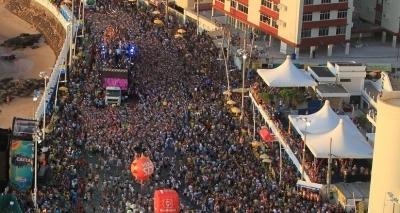 Sesab faz 4,6 mil testes para detecção de DSTs no Carnaval