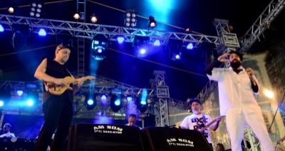 Baiana System prepara clipe para lançar após o Carnaval de Salvador