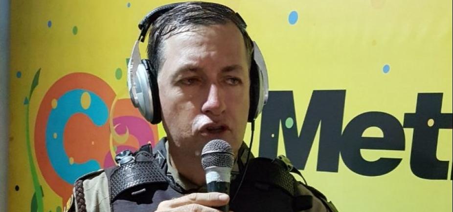 [Esquadrão Águia já abordou mais de cinco mil pessoas no Carnaval]