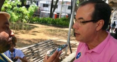 Secretário de Saúde evita falar sobre saída da pasta: ʹFuturo a Deus pertenceʹ