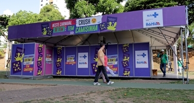 Sesab realiza 4,6 mil testes para detecção de DSTs no Carnaval