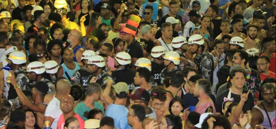 [Polícia recupera 12 celulares roubados na segunda-feira de Carnaval]