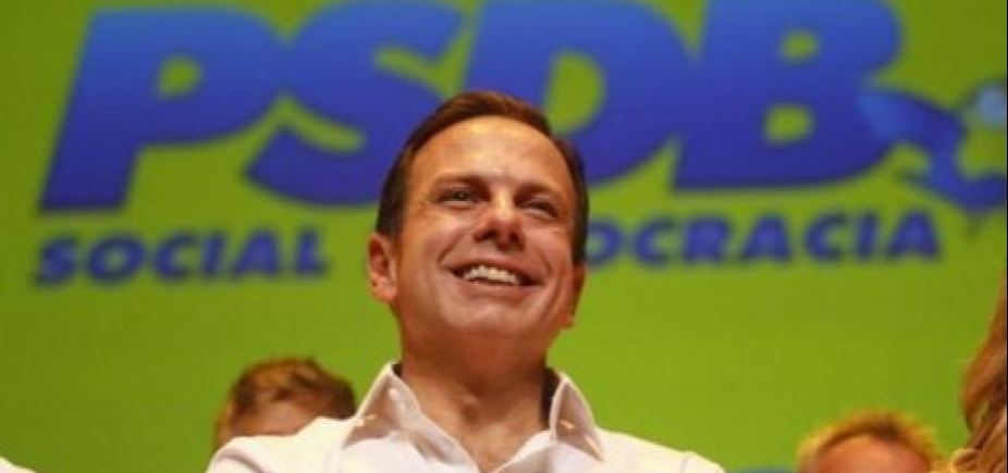 [Doria abre as portas do PSDB para França mas ressalta: ʹVai enfrentar préviasʹ]