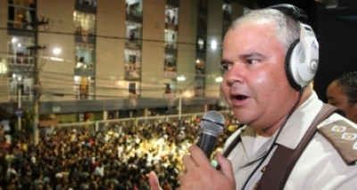 Porta-voz da PM rebate denúncia feita por Bruno Gagliasso: ʹCrítica Nutellaʹ
