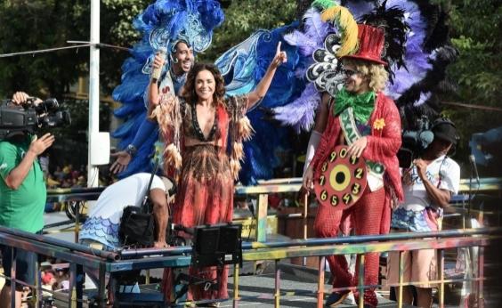 ʹBanzeiroʹ vence Música do Carnaval no troféu Band Folia