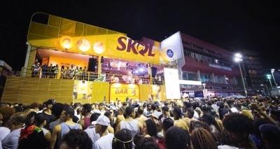 Ambulantes ganham festa exclusiva na Casa Skol