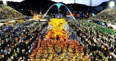 Escola vencedora do carnaval do Rio será conhecida nesta quarta