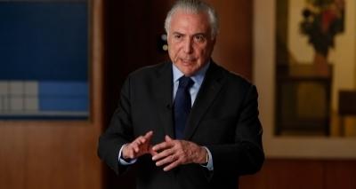 Temer se reúne com ministros para discutir situação de venezuelanos em Roraima
