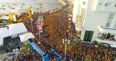 Atendimentos nos circuitos do Carnaval diminuem 3,5% em 2018